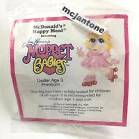 MIP McDonald's 1987 MUPPET BABIES Jim Henson Baby Cartoon + Under 3 YOUR CHOICE