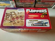 The Floppers 1320 1/24th scale die cast Damn Yankees funny car