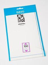DAVO CRISTAL STROKEN MOUNTS C100 (215 x 104) 10 STK/PCS