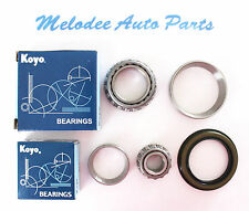 1 OEM KOYO Front Wheel Bearing W/Seal set for TOYOTA TACOMA 2WD / 4RUNNER 2WD