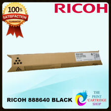 New & Original Ricoh 888640 Black Toner Cartridge MP C2000 MP C2500 MP C3000 20K