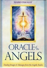 Oracle of The Angels Cards by Mario Duguay New & Sealed