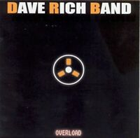 Dave Rich Band - Overload [CD]