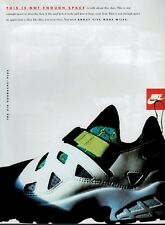 1993 NIKE  Air Huarache Plus  :    Magazine Print AD .