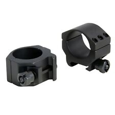 CCOP 30mm Matte Picatinny Weaver Style Rifle Scope Rings Low Profile AR-3003WL