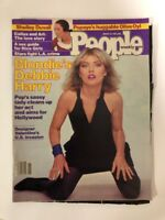 People Weekly March 16 1981 Blondie Debbie Harry, Shelley Duvall