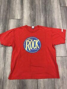 Chris Rock Crackers t shirt XL red rare comedy special def jam