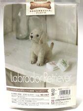 Needle Felting Kit Dog Japan Wool Felt Craft Labrador Retriever Hamanaka F/S