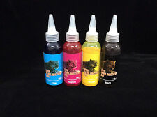 Dye Sublimation Refill Ink for Epson Printers CMYK Ink 4x100ml