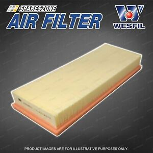 Wesfil Air Filter for Citroen C3 C4 E3 3Cyl 12V Petrol 08/2015-On