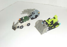 Transformers Power Core Combiners STEAMHAMMER  With 2 CONSTRUCTICON DRONES LOT