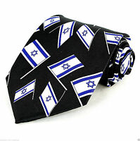 SILK NECKTIES HASSID JEWISH HEBREW ART ROSH HASHANA PURIM PESACH YOM TOV YOM KIP