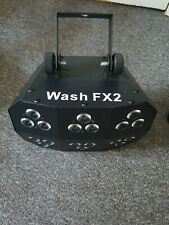 More details for chauvet wash fx 2