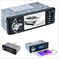 "Car4.1"" HD Display Screen MP3 MP5 Player FM Audio Bluetooth Hands Free Universal"