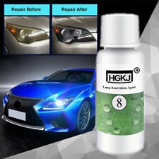 HGKJ Car Headlight Repair Agent Lamp Scratches Oxidation Stain Renovation Agent