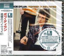 BOB DYLAN-HIGHWAY 61 REVISITED-JAPAN BLU-SPEC CD2 D73