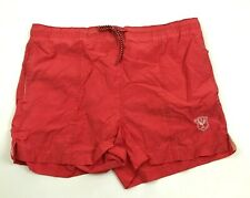 VINTAGE Merona Swim Trunks Men's Size Medium Classic Fit Cotton Beachwear 80's