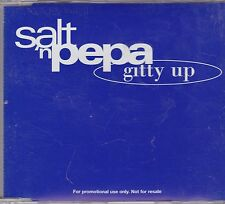 Salt N Pepa-Gitty Up Promo cd single