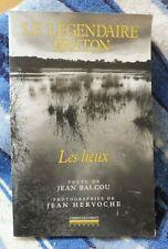 Balcou Jean Le Légendaire Breton Les Lieux bretagne Jean Hervoche photographie
