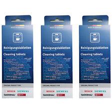 10x Reinigungstabletten 18mm 1,6g für DeLonghi Siebträger 37,44 EUR//100 g