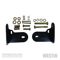 Westin 30-1275 Safari Bar Mount Kit Fits 99-04 Tracker