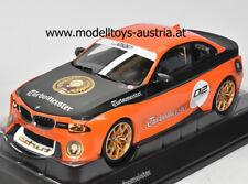 BMW 2002 Turbo HOMMAGE 2016 PEBBLE BEACH orange / schwarz TURBOMEISTER 1:18