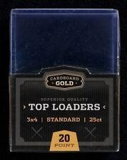 Protectores de tarjetas toploader