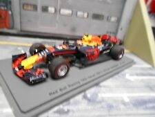 F1 RED BULL Tag Heuer Renault RB13 Win Malaysia GP 2017 Verstappen Spark 1:43