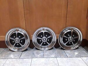 Used triumph stag mk1 wheel trims used see description