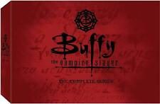 Buffy the Vampire Slayer The Complete Series 39-Disc DVD Collector's Edition NEW