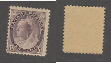 MNH Canada 10 Cent Queen Victoria Numeral Stamp #83 (Lot #17306)
