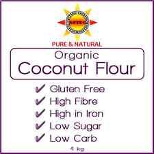 Coconut Flour Organic 4kg