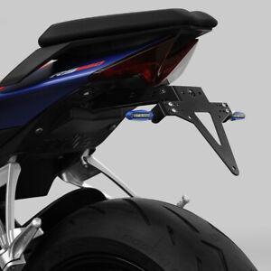 Kennzeichenhalter Heckumbau Aprilia RS 660 verstellbar adjustable tail tidy