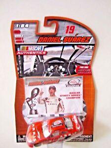 Daniel Suarez #19 ARRIS  Xfinity Champion NASCAR AUTHENTICS New In Package!