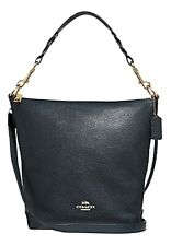Coach F31507 Abby Duffle In MIDNIGHT Leather MSRP: $398.00