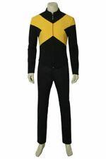 X-Men Dark Phoenix Cyclops Scott Summers Uniform Cosplay Costume
