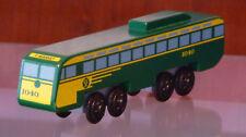 Toy San Francisco Municipal Railway F-Line Streetcar - Market Street Trolley Car