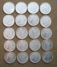 ORIGINAL ROLL 1890-S MORGAN SILVER DOLLARS..  CH/GEM BU
