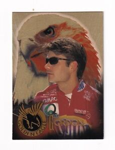 1997 Predator GOLDEN EAGLE #GE2 Jeff Gordon SUPER SCARCE & SWEET!