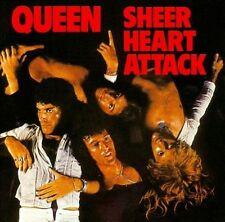 Sheer Heart Attack by Queen (CD, Mar-2011, 2 Discs, Island (Label))