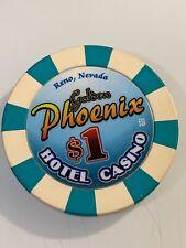 New listing Golden Pheonix $1 Casino Chip Reno Nevada 3.99 Shipping
