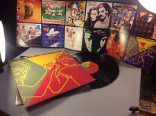 "Daryl Hall & John Oates ""Rock N Soul Part 1"" LP Album W/ Poster, RCA Records"