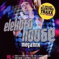 ELEKTRO HOUSE MEGAMIX VOL.4 2 CD NEUWARE MIT KLAAS UVM.