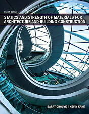 Statics and Strength of Materials for Architecture and Building Construction (4t