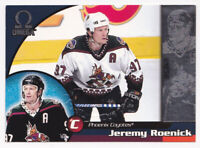 98-99 Pacific Omega Jeremy Roenick /56 OPENING DAY ISSUE Coyotes 1998