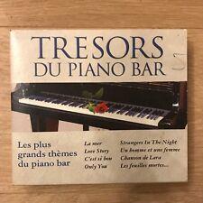 Coffret CDs - Trésors du Piano Bar - Chansons Française - Variété