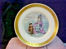 "Royal Copenhagen The Hans Christian Andersen Plates ""The Snow Queen"""