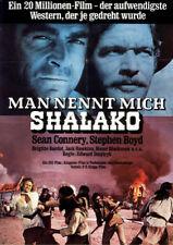 Man nennt mich Shalako ORIGINAL A1 Kinoplakat Sean Connery / Brigitte Bardot
