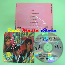 CD STRAY CATS Blast off 1989 germany EMI CDP-7-91401-2 (Xs4) no lp mc dvd