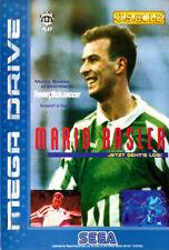 # Sega Mega Drive-MARIO BASLER's Fever pitch soccer/MD jeu #